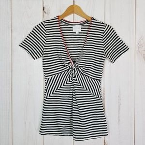 Ett:twa by Anthropologie | Nautical Print Size XS